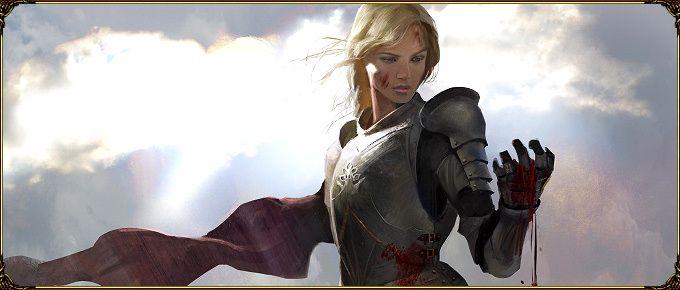 Ser Aveline - La Primera Mujer Caballero Eveline01