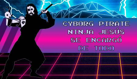 Registro de Recompensas CyborgPirateNinjaJesus