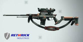 ARMERÍA Rifle