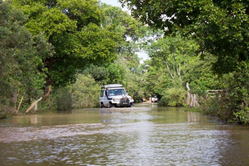 Reseña / Parque Nacional Aguaro Guariquito 1 de Septiembre 253122_512291452129849_1558606144_n
