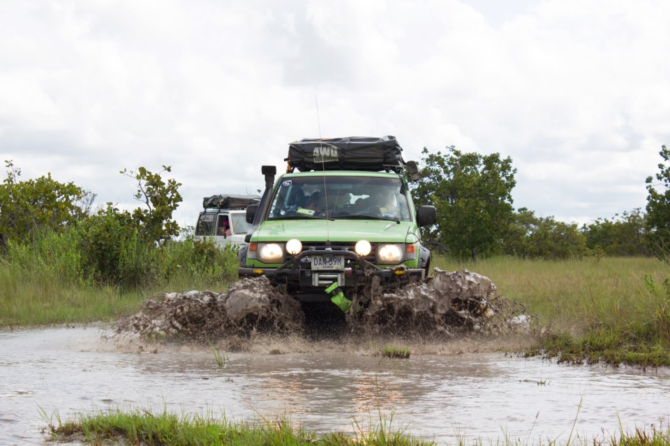 Reseña / Parque Nacional Aguaro Guariquito 1 de Septiembre 253494_512295042129490_1354322205_n