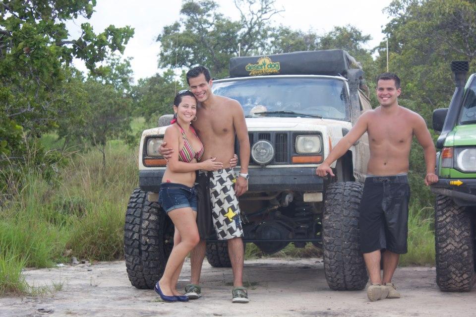 Reseña / Parque Nacional Aguaro Guariquito 1 de Septiembre 284442_512306215461706_1934256646_n