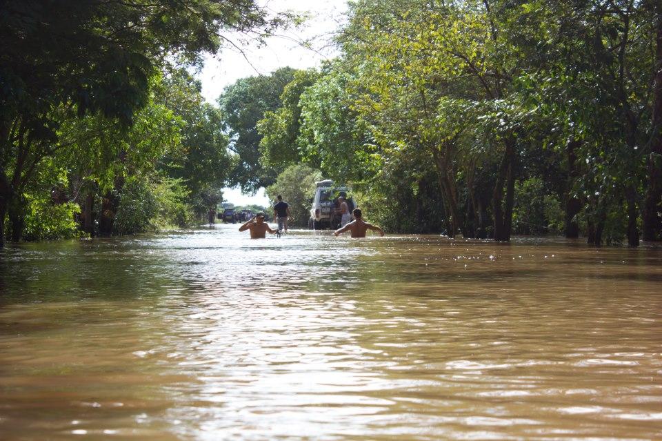Reseña / Parque Nacional Aguaro Guariquito 1 de Septiembre 285474_512290265463301_2109269061_n
