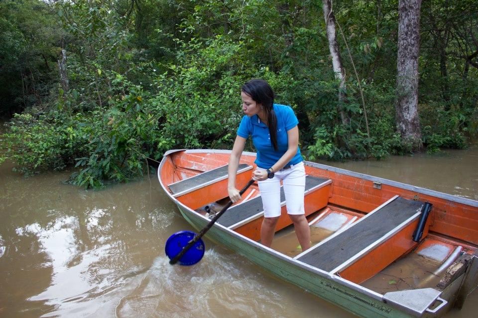 Reseña / Parque Nacional Aguaro Guariquito 1 de Septiembre 304565_512287172130277_1159927300_n