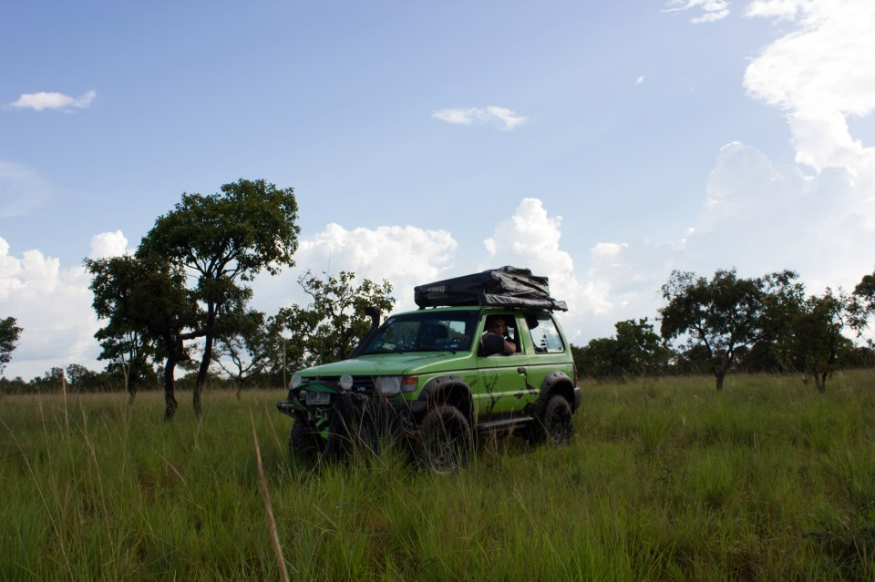 Reseña / Parque Nacional Aguaro Guariquito 1 de Septiembre 305096_512298292129165_942822490_n