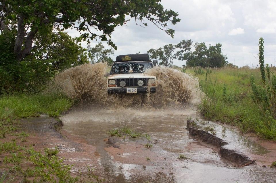 Reseña / Parque Nacional Aguaro Guariquito 1 de Septiembre 308484_512306865461641_1082754738_n