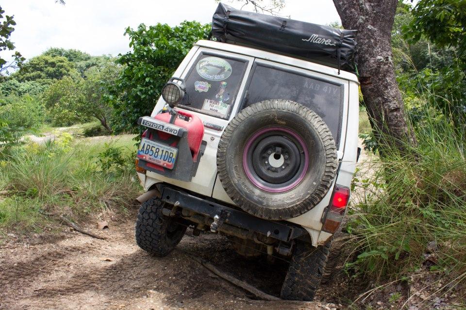Reseña / Parque Nacional Aguaro Guariquito 1 de Septiembre 316878_512296398796021_472554044_n