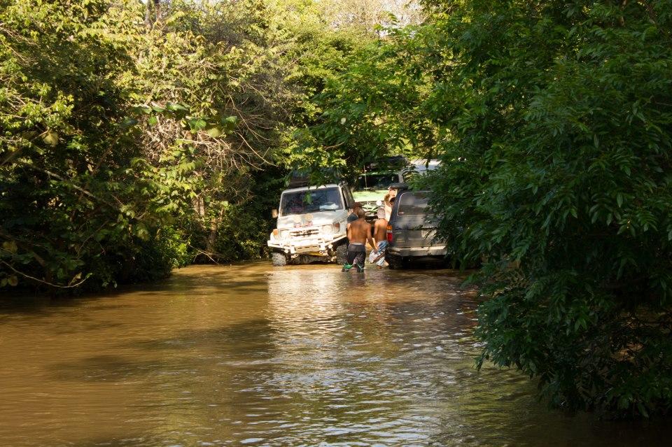 Reseña / Parque Nacional Aguaro Guariquito 1 de Septiembre 320252_512289855463342_655158439_n