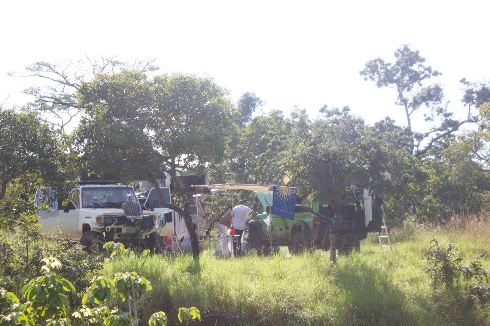 Reseña / Parque Nacional Aguaro Guariquito 1 de Septiembre 376865_512301855462142_626281986_n