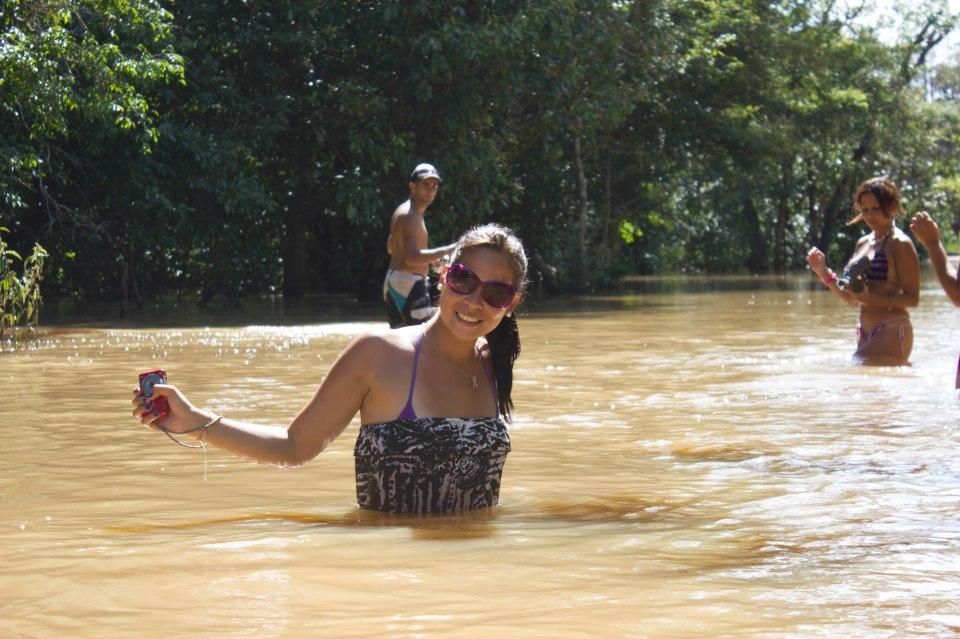 Reseña / Parque Nacional Aguaro Guariquito 1 de Septiembre 394465_512329435459384_929675089_n