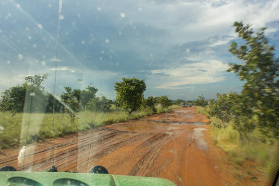 Reseña / Parque Nacional Aguaro Guariquito 1 de Septiembre 394507_512299378795723_838707253_n