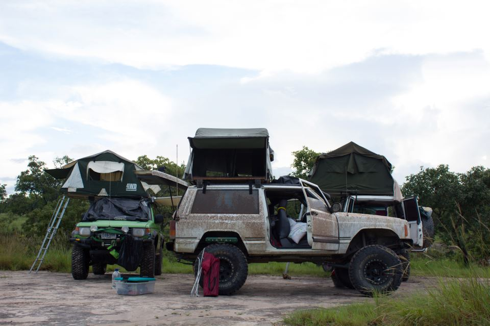 Reseña / Parque Nacional Aguaro Guariquito 1 de Septiembre 404050_512299708795690_1250011615_n