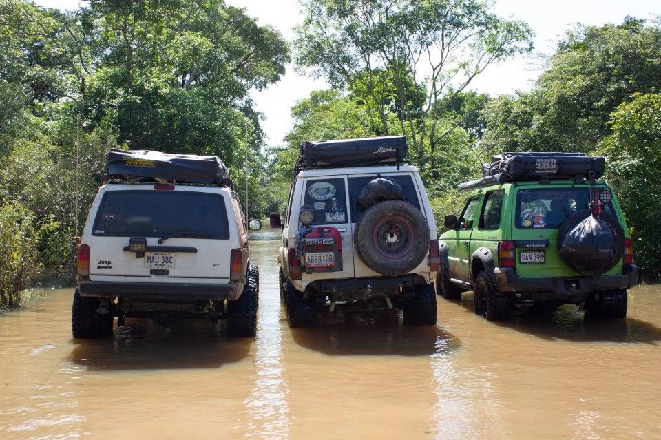 Reseña / Parque Nacional Aguaro Guariquito 1 de Septiembre 404093_512324905459837_8654724_n