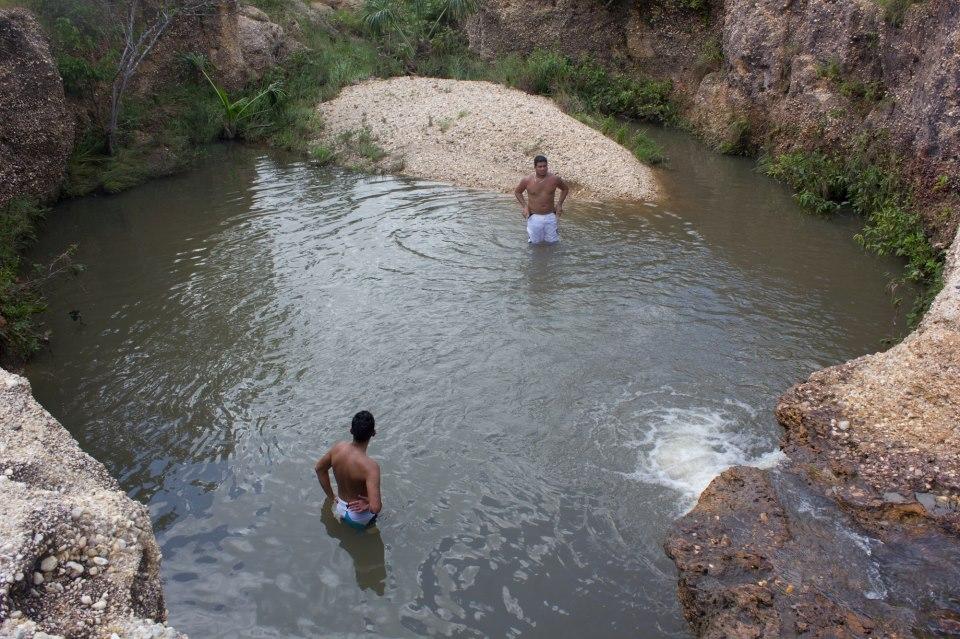 Reseña / Parque Nacional Aguaro Guariquito 1 de Septiembre 418861_512303255462002_1908634609_n