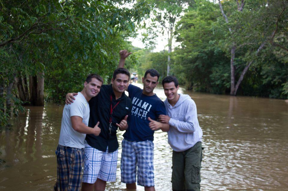 Reseña / Parque Nacional Aguaro Guariquito 1 de Septiembre 421774_512288118796849_2006696335_n