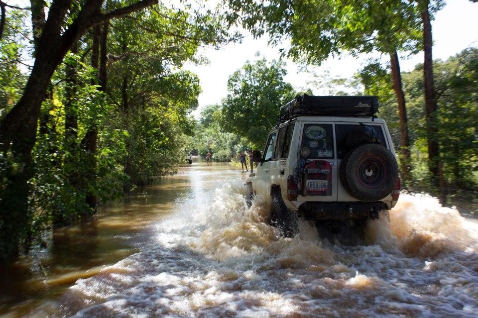 Reseña / Parque Nacional Aguaro Guariquito 1 de Septiembre 423881_512321932126801_251885466_n