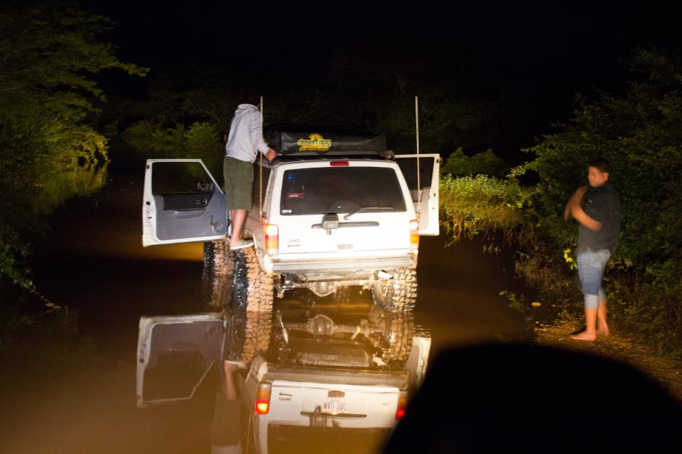 Reseña / Parque Nacional Aguaro Guariquito 1 de Septiembre 423948_512281272130867_81353246_n