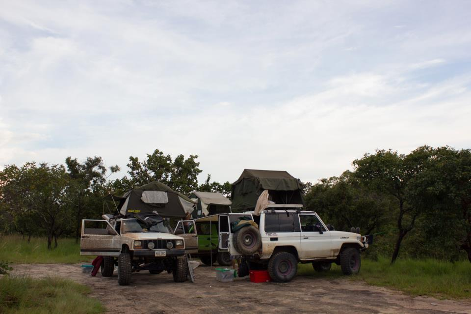 Reseña / Parque Nacional Aguaro Guariquito 1 de Septiembre 526982_512299845462343_1692800915_n