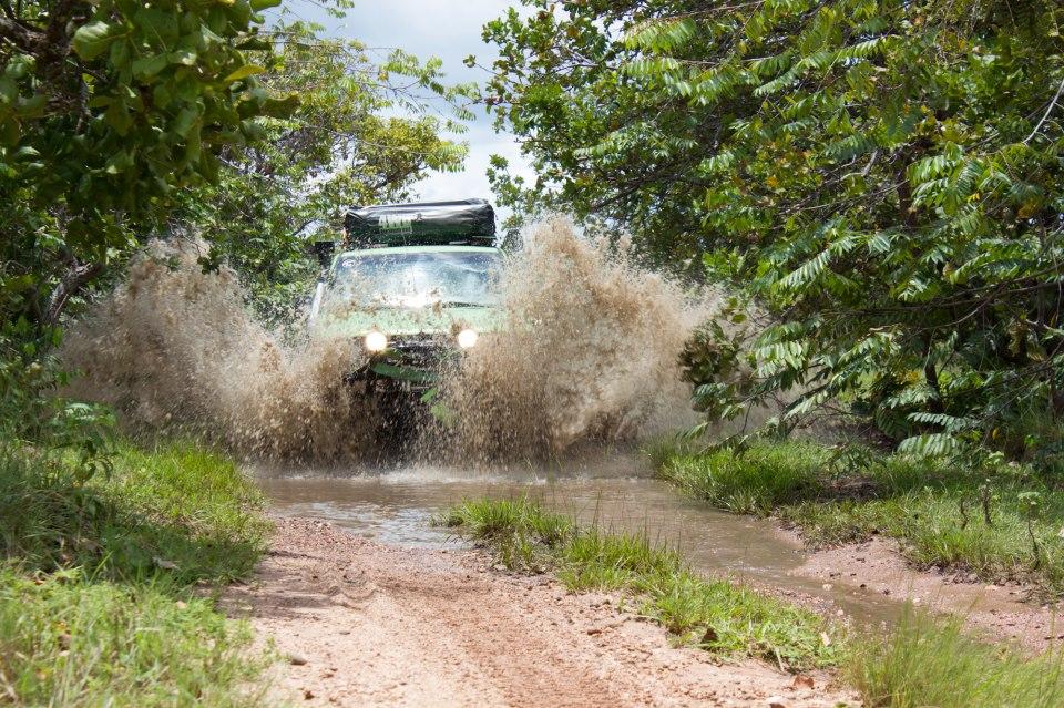 Reseña / Parque Nacional Aguaro Guariquito 1 de Septiembre 527154_512310022127992_1700214665_n