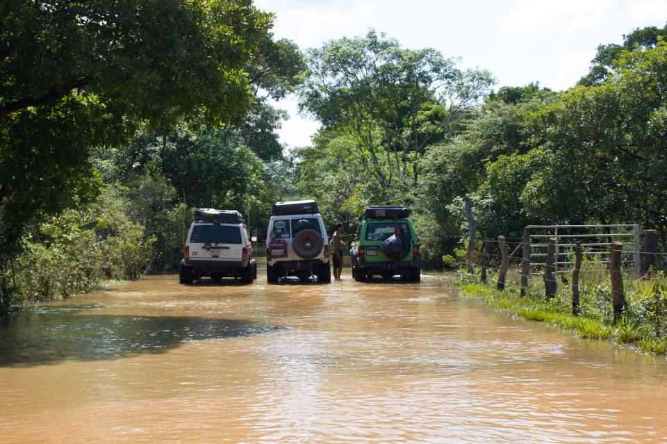 Reseña / Parque Nacional Aguaro Guariquito 1 de Septiembre 556527_512323525459975_1606609211_n