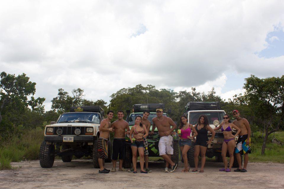 Reseña / Parque Nacional Aguaro Guariquito 1 de Septiembre 558290_512306388795022_1972804968_n