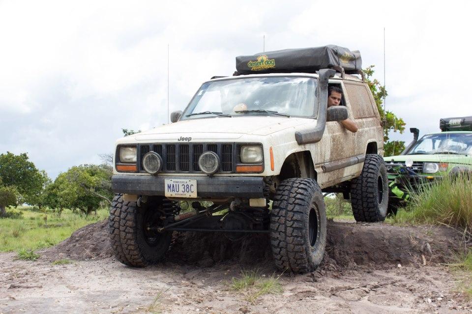 Reseña / Parque Nacional Aguaro Guariquito 1 de Septiembre 560914_512311185461209_1002958665_n