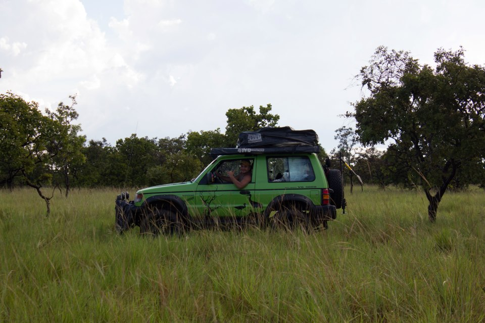Reseña / Parque Nacional Aguaro Guariquito 1 de Septiembre 561600_512298118795849_1005799854_n