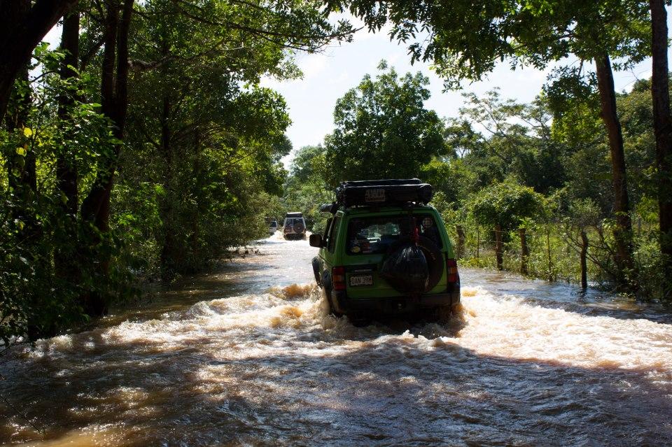 Reseña / Parque Nacional Aguaro Guariquito 1 de Septiembre 564292_512322928793368_1413975422_n