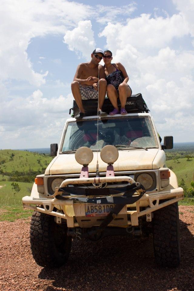 Reseña / Parque Nacional Aguaro Guariquito 1 de Septiembre 564567_512318398793821_1251955498_n
