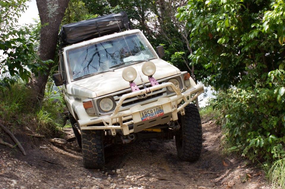 Reseña / Parque Nacional Aguaro Guariquito 1 de Septiembre 576869_512296525462675_943422118_n