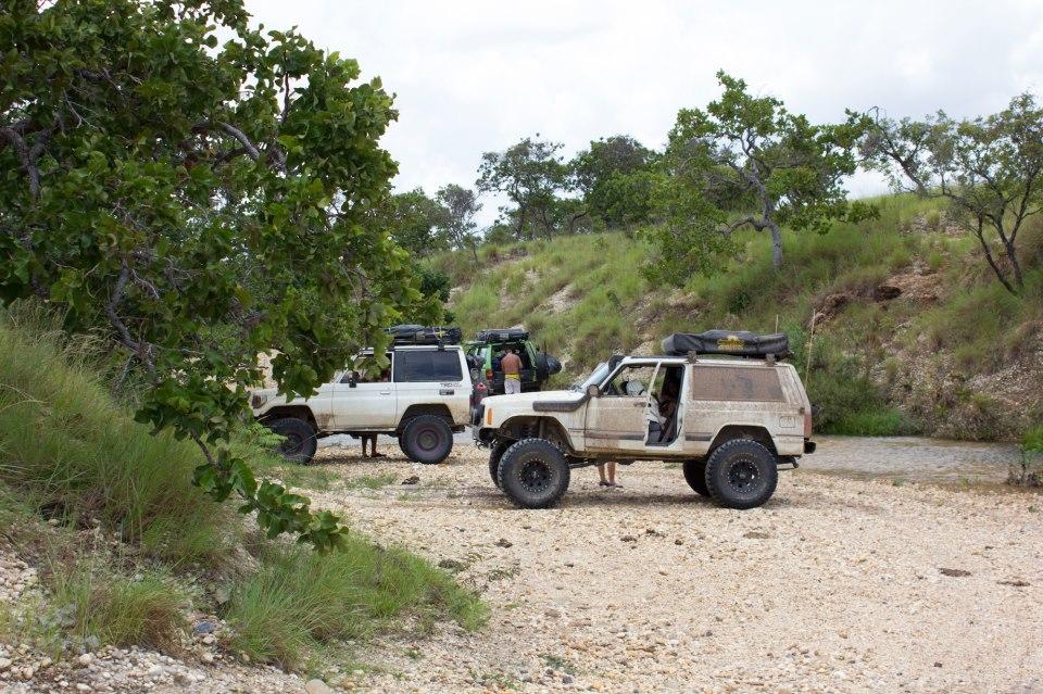 Reseña / Parque Nacional Aguaro Guariquito 1 de Septiembre 576975_512317015460626_905829604_n