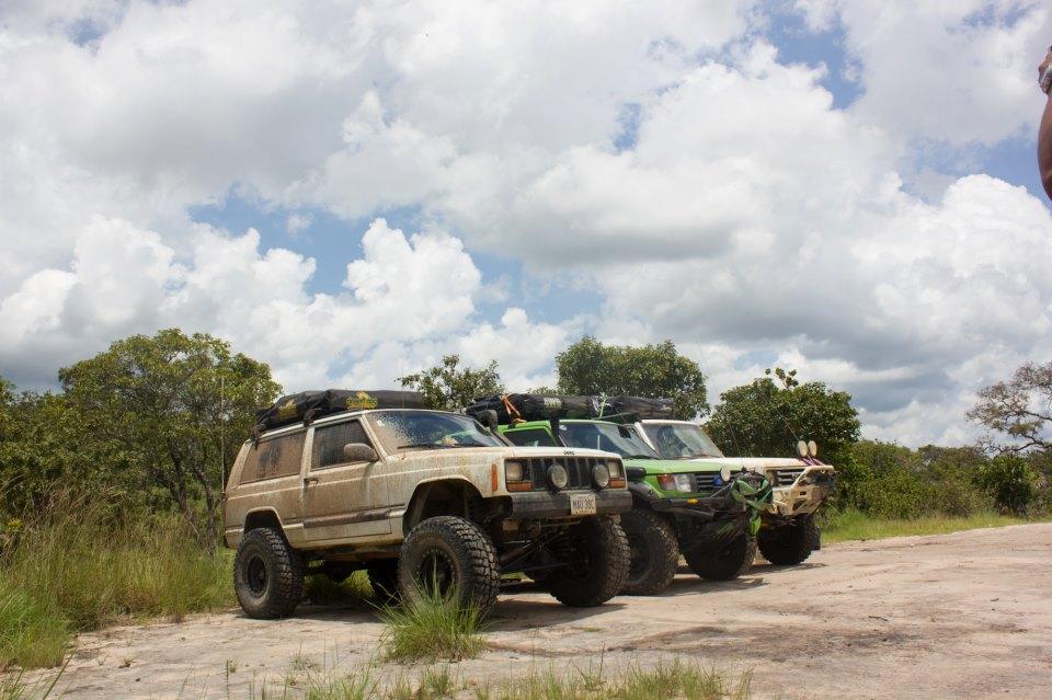 Reseña / Parque Nacional Aguaro Guariquito 1 de Septiembre 577109_512305032128491_307797811_n