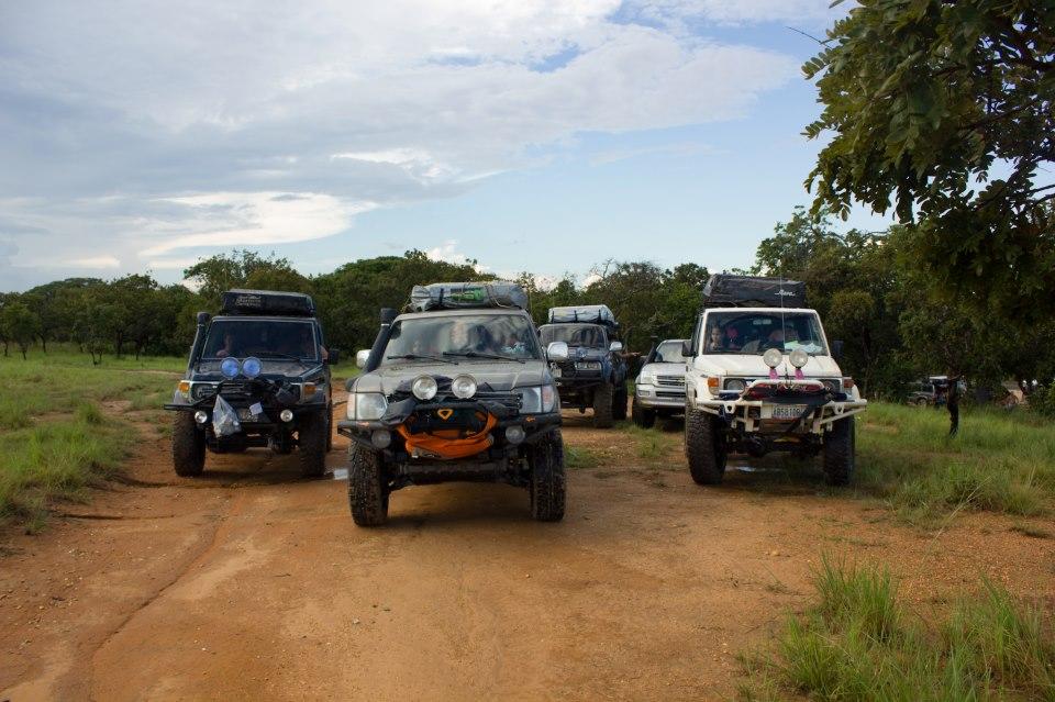 Reseña / Parque Nacional Aguaro Guariquito 1 de Septiembre 644123_512297992129195_1576967948_n