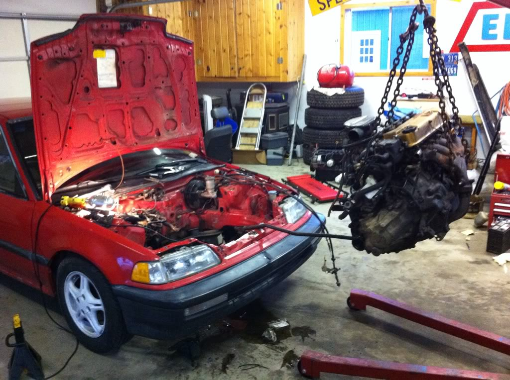 90 Hatch turbo DOHC ZC build A58c5b8b