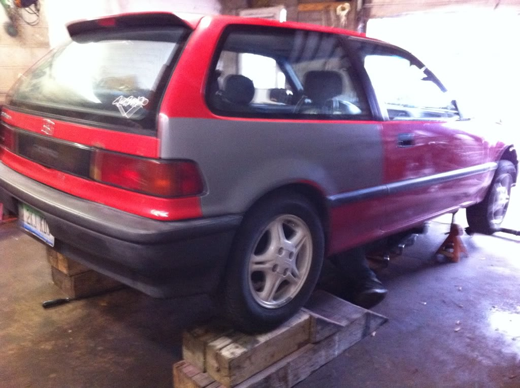 90 Hatch turbo DOHC ZC build Ceca7d17