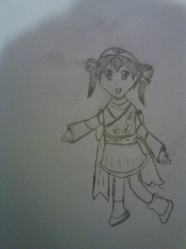 Hibiki's Characters! KurinaYuki-1
