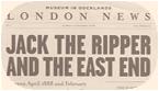 Whitechapel Murders Daily