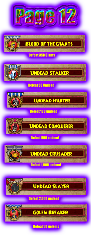 Guide to All Badges Badge-12