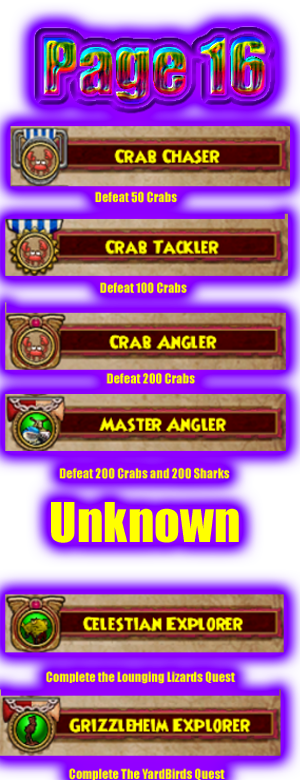 Guide to All Badges Badge-16