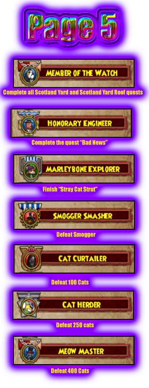 Guide to All Badges Badge-5