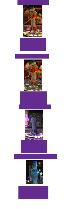 Illustrated Guide to all Krokotopia Bosses Krokotopia-17