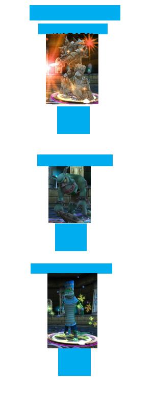 Illustrated Guide to all Krokotopia Bosses Krokotopia-8