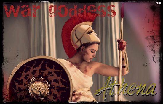 FanArt - Página 21 Athena