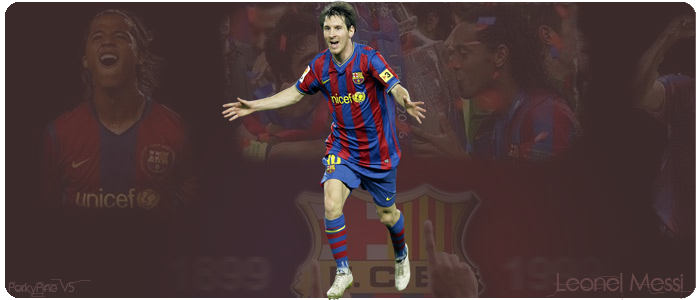 Mr. Star Player Messi
