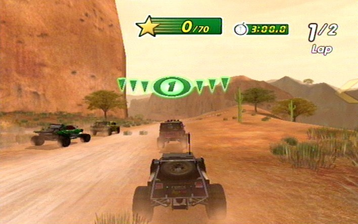Review: Excite Truck (Wii Retail) ET2