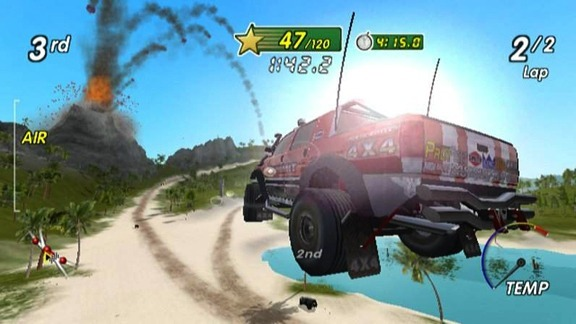 Review: Excite Truck (Wii Retail) ET4