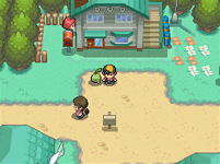 Review: Pokemon HeartGold and SoulSilver (DS Retail) HGSS_Screenshot_1