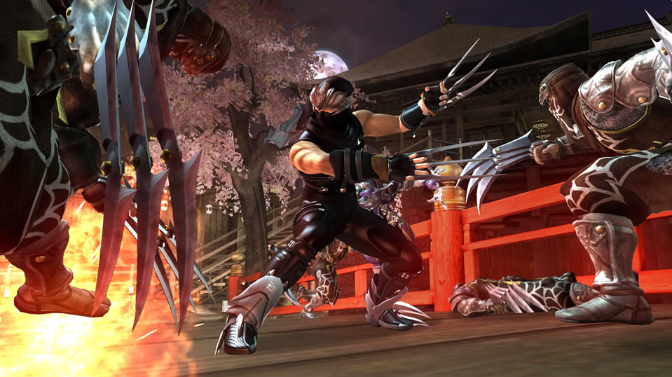 Review: Ninja Gaiden 3: Razors Edge (Wii U Retail) NGRE2
