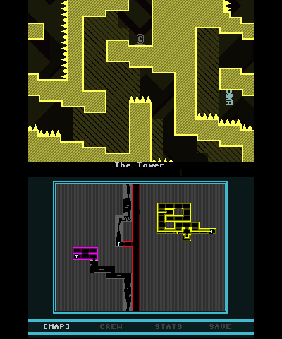 VVVVVV (3DSware) review VVVVVVscreen1