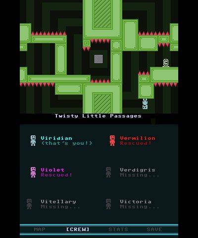 VVVVVV (3DSware) review VVVVVVscreen3